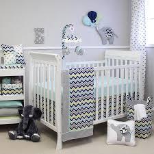 Stokke Bedding Set Grey Chevron Baby Bedding Set Vine Dine King Bed Portable Grey