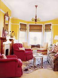 yellow teal living room houzz