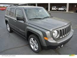 2014 jeep patriot interior 2014 mineral gray metallic jeep patriot latitude 79950234