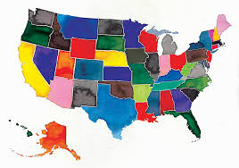 Can I See A Map Of The United States by Country Information