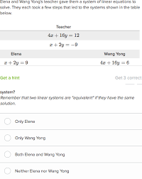 equivalent systems of equations practice khan academy