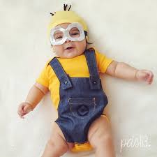baby minion costume 12 cutest baby costumes tameramowry
