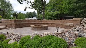 stone paver patio cost diy stone patio ideas backyard paver tutorial outdoor oasis the