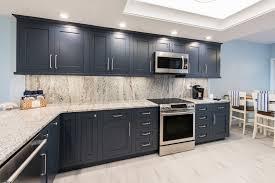 navy blue kitchen cabinets bold and navy blue kitchen transitional kitchen