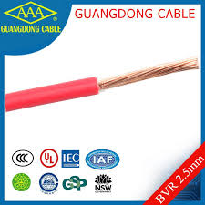 220v house copper wires and cables electrical stranded wire size