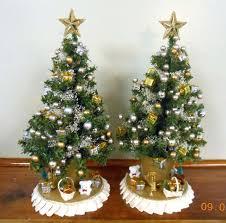 small decorated trees bombilo info