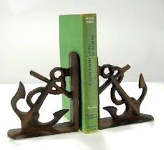 nautical bookends ebay