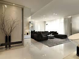 arredo ingresso design di design dallo stile minimalista in un attico a
