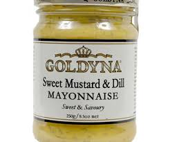 dill mustard buy goldyna sweet mustard and dill mayo 250g sauces
