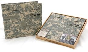 army photo album scrapbooks these are made with actual uniforms