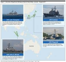 readiness of u s ships in japan focus of uss john s mccain uss