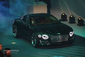 sporty all electric bentley car bentley u0027s electric model is getting closer to reality autoevolution