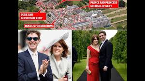 row over damp at kensington palace stops princess eugenie from