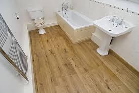 Wood Flooring Blog Engineered Oak Flooring For Bathrooms Peak Oak - Hardwood flooring in bathroom