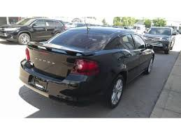 black 2012 dodge avenger flex fuel dodge avenger in indiana for sale used cars on