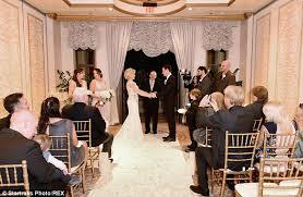 small wedding the of megan hilty s vegas wedding to brian