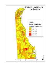 Map Delaware Hispanic Emphasis Program Nrcs Delaware