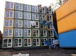 shipping container apartment complex google search rental