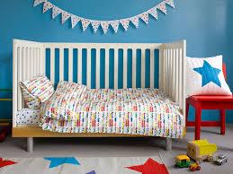 Childrens Cot Bed Duvet Sets Lulu Nat Bedding Flea