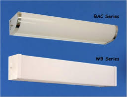 fluorescent bathroom light fixtures fluorescent bathroom light