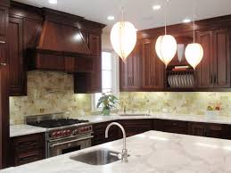 kitchen counter backsplash ideas pictures granite countertop under cabinet mount tv for kitchen hgtv