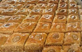 moroccan almond cookies and sweets