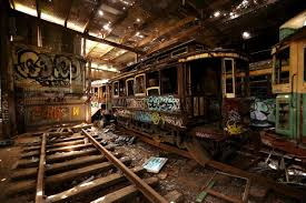 Abandoned Place by Abandoned Places Around The World Photos Eerie Photos Of