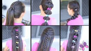 6 hairstyles for week easy hairstyles hairstyles for