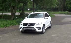 2014 mercedes ml350 review 2014 mercedes ml 350 amg package start up drive and in