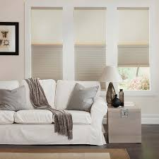 Roman Shades Black Out And Sheer Light Filtering Blackout Day Night Cordless Cellular Shades