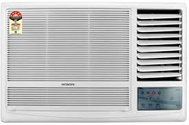 flipkart com buy hitachi 1 5 ton 3 star window ac white online