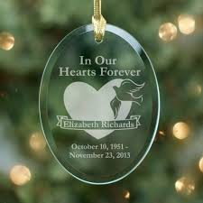personalized remembrance ornaments best 25 memorial ornaments ideas on custom christmas