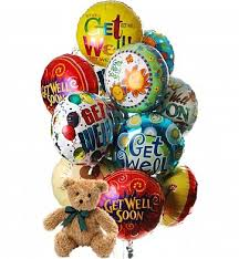 balloons delivery boston get well balloon bouquets by gifttree