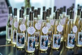 wine bottle favors wedding wine favors wedding design ideas throughout mini wine