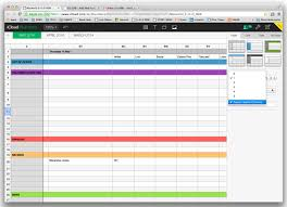 Mac Spreadsheet App Keep Numbers Column And Row Names In View While Scrolling