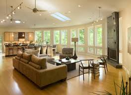 kitchen and lounge design combined cool kitchen and living room combined designs with wooden floor