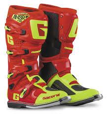 motocross gear boots answer racing gaerne sg 12 boots motocross gear pinterest