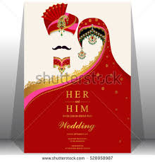 indian wedding cards usa wedding invitation stock images royalty free images vectors
