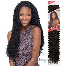 bohemian crochet hair harlem125 synthetic hair crochet braids kima braid bohemian curl