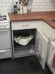 kitchen corner cupboard ideas top 82 corner cabinet options pull out kitchen storage