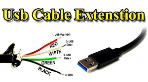 symbols personable usb cable wire color code badfafe europe