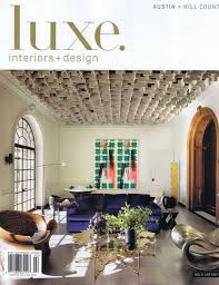 Home Design Gold Edition by Luxe Magazine Gold List 2016 Paula Ables Interiors