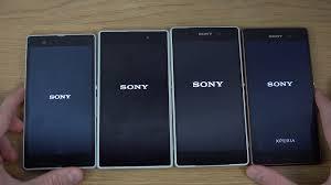 Hp Nokia Z3 Sony Xperia Z3 Vs Sony Xperia Z2 Vs Sony Xperia Z1 Vs Sony Xperia