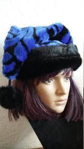 blue santa hat black santa hat with rich teal trim by originalsbyeva on etsy