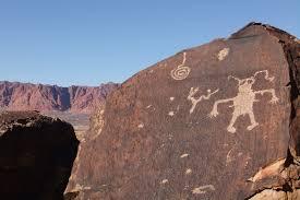 Utah travel meaning images Utah petroglyphs jpg
