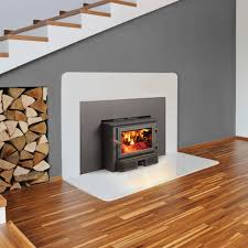 wood inserts u2014 sag harbor fireplace
