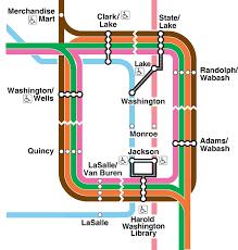 cta line map cta map loop my