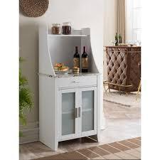 black kitchen pantry cupboard tangkula free standing kitchen pantry cupboard cabinet 2