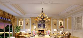 Chandelier Room Minimalist Ceiling And Luxurious Chandelier For Living Room Italy