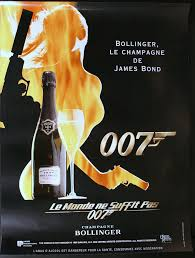 james bond martini gif bollinger dom perignon